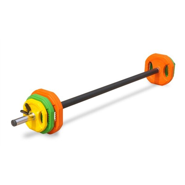 Body Pump Sets 20kg Studio Weight Plates And Bar In Stock 99